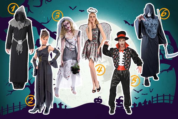 On adore - Ces déduisements qui font 2019 - PM_CostumesPM_Halloween_Adultes_600x400px