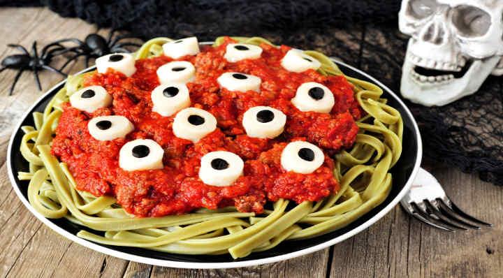 On adore - Blog La Foir'Fouille - Comment préparer des recettes d'Halloween à base d'yeux