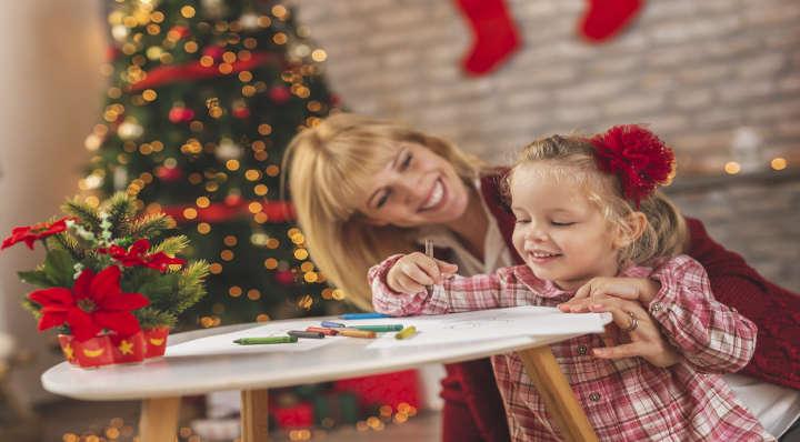Blog La Foir'Fouille - DIY - 4 coloriages de Noël à imprimer