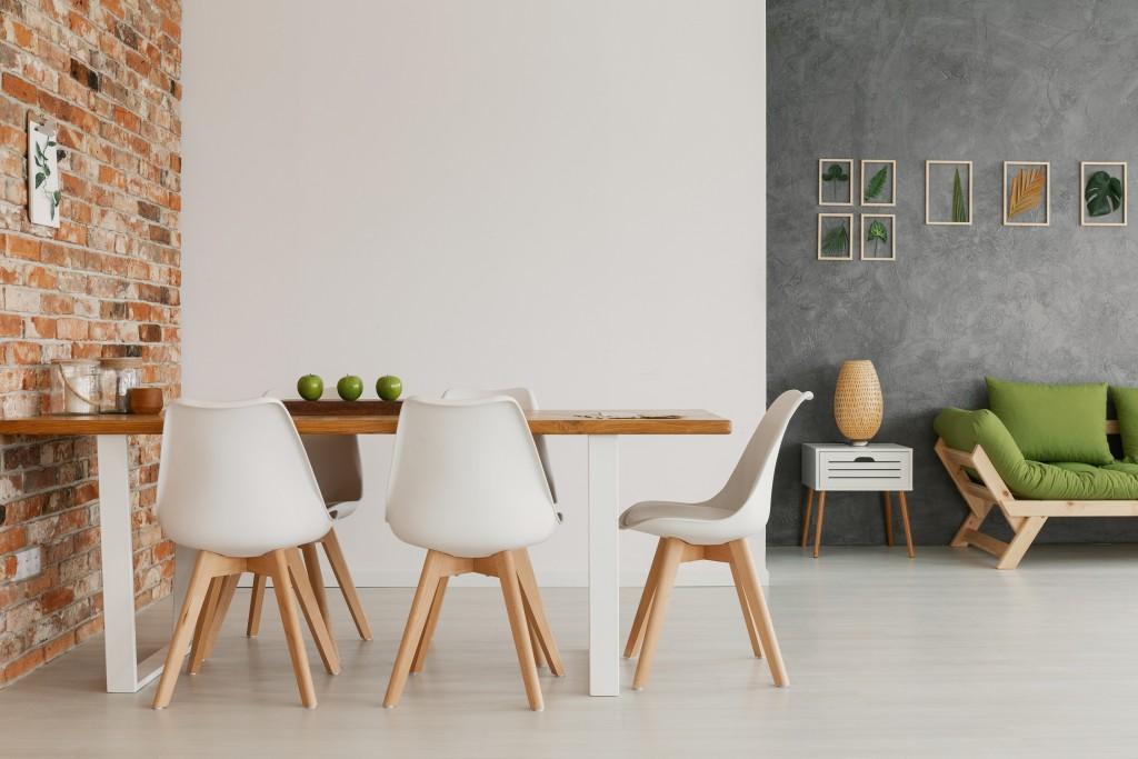 Contraste - Conseils - 4 façons d'utiliser la brique en intérieur - Blog Foir'Fouille Comme à la Maison - Déco, aménagement
