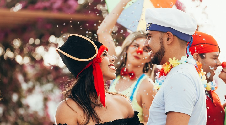 FF BLOG - On adore - Les costumes collaboratifs pour le Carnaval