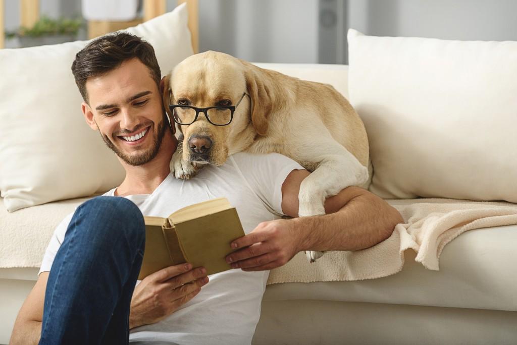 Ready couple - On adore - En hommage à la lecture !
