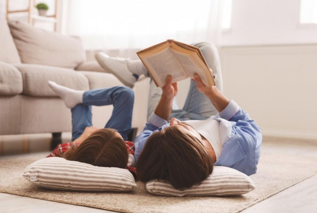 Mère et fille - On adore - En hommage à la lecture !