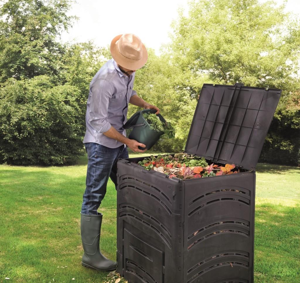 composteur - conseils - comment faire son compost