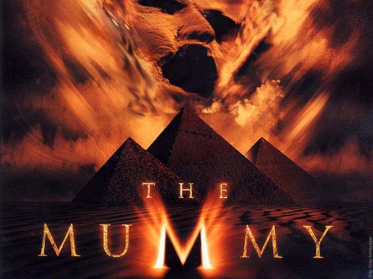 On adore  - 10 films et séries à dévorer pour voyager - La momie