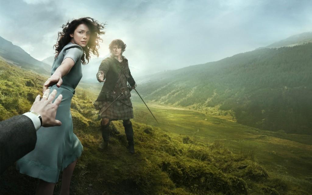 On adore  - 10 films et séries à dévorer pour voyager - Outlander