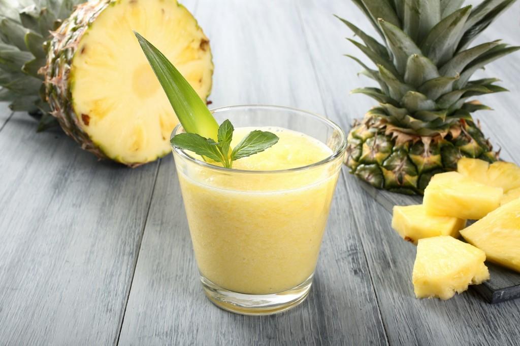 jus de fruit - Foir'Fouille - DIY - faire pousser ses ananas maison
