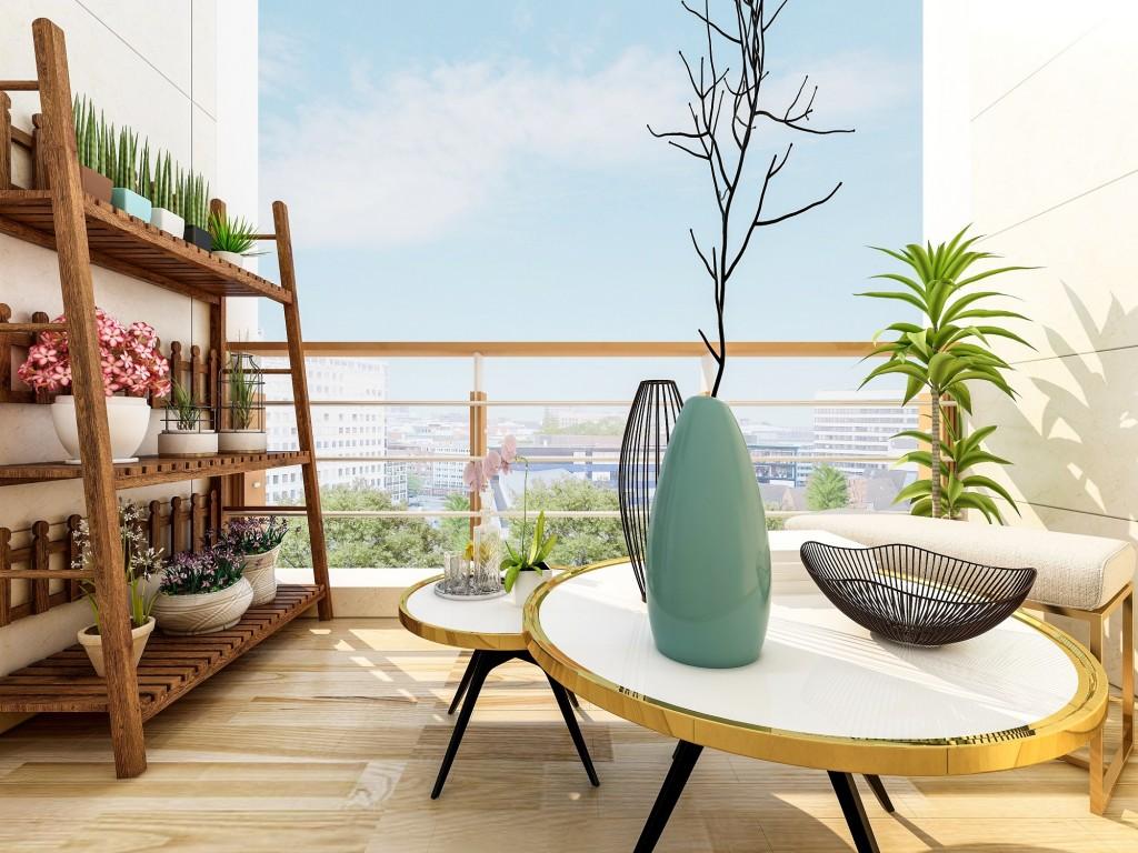 balcon - Conseils - Comment aménager un balcon