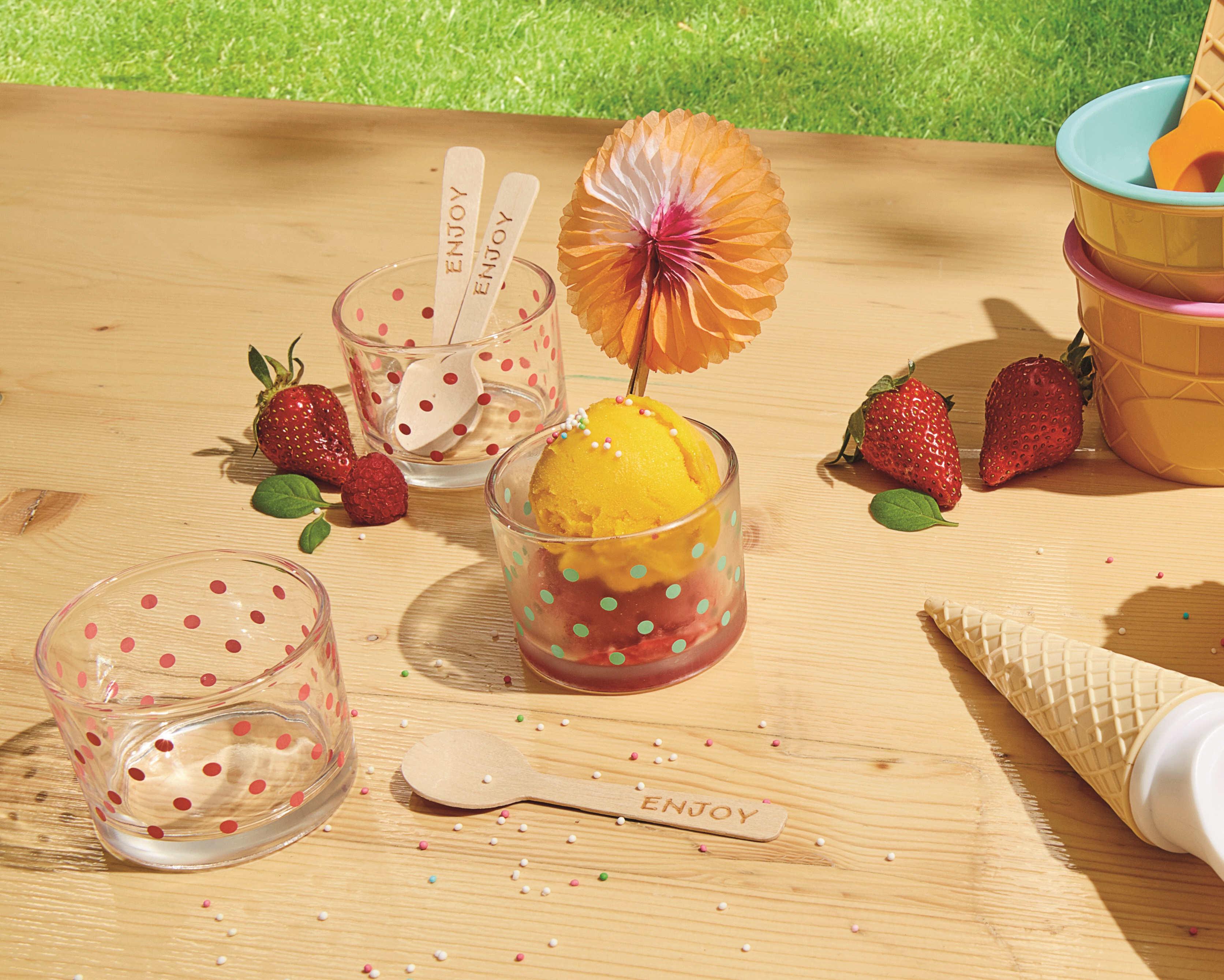 Découvrez comment préparer des sorbets rafraîchissants - Blog La Foir'Fouille - On adore
