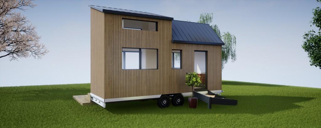 Plus de Style - Le phénomène Tiny House