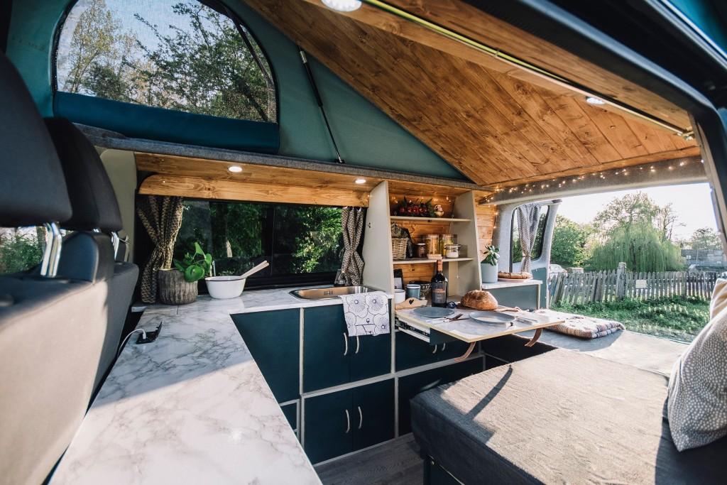 Campervan - Plus de Style - Le phénomène Tiny House