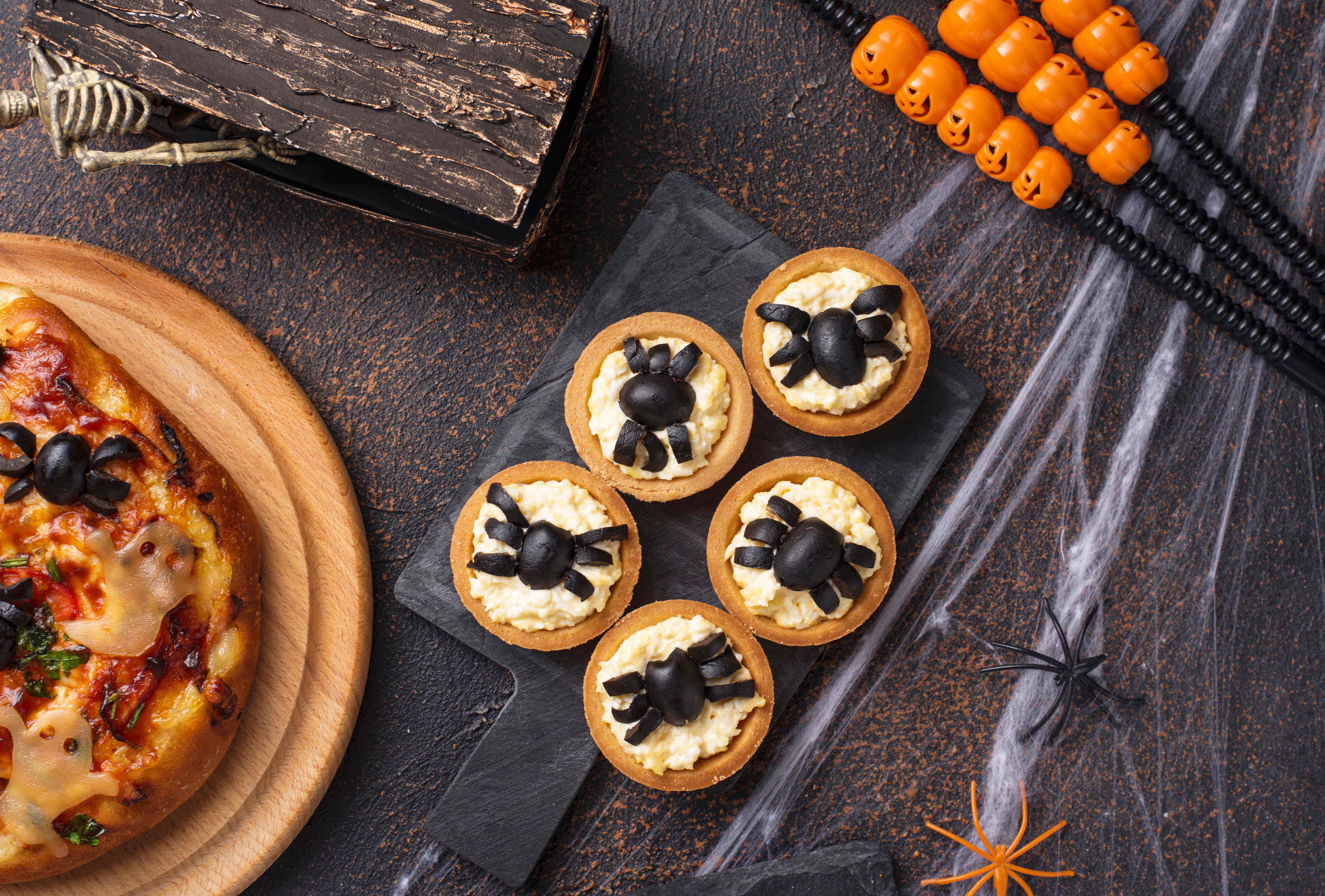 On adore - Blog La Foir'Fouille - 4 recettes effrayante set faciles pour Halloween