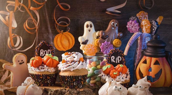 sucreries halloween