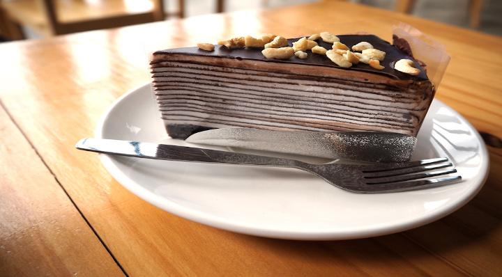 La recette du gâteau de crêpe facile - Chandeleur - Blog La Foir'Fouille
