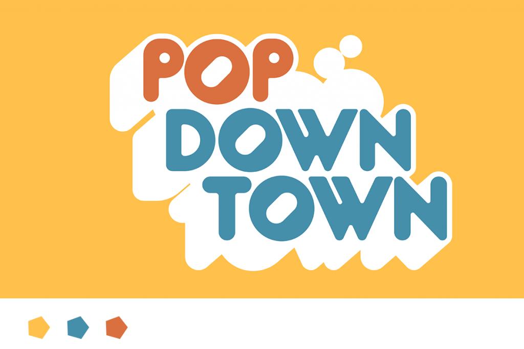 Pop Downton genre deco